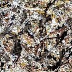 Jackson Pollock Paintings Untitled Painting