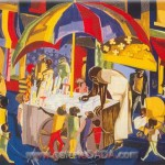 Jacob Lawrence Ices Fine Art Reproduction Oil Painting