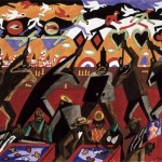 Jacob Lawrence Paintings