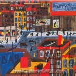 Jacob Lawrence This Harlem Fine Art Reproduction Oil Painting