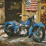 Jacobs Work Characterized Realistic Scott Paintings