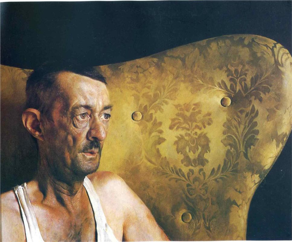Jamie Wyeth Paintings Artwork Gallery Chronological Order