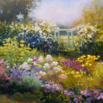 Jan Blencowe The Poetic Landscape Spring Paintings And Sketches