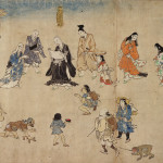 Japanese Art Yuzu Nembutsu Engi Account The Origins