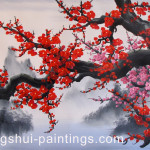 Japanese Cherry Blossom Painting Pictures