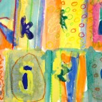 Jasper Johns Painting Presented The This But One