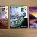Jerry Yarnell Acrylic Painting Books