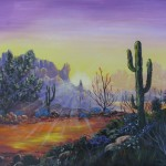 Jerry Yarnell Paintings