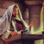 Jesus Oil Painting Christmas Paintings For Sale Jes