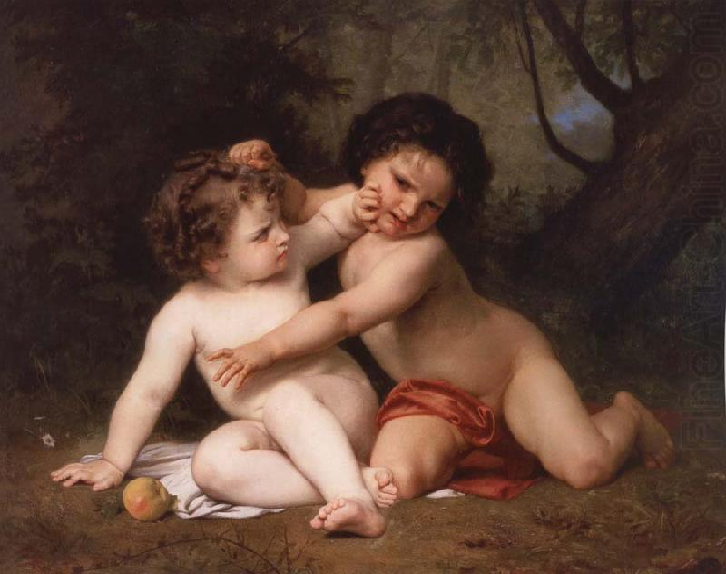 Jhe War Adolphe William Bouguereau Wholesale Oil Painting China