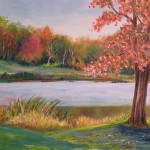 Joanne Benson Fine Art Mother Nature Artistry Colorful Paintings