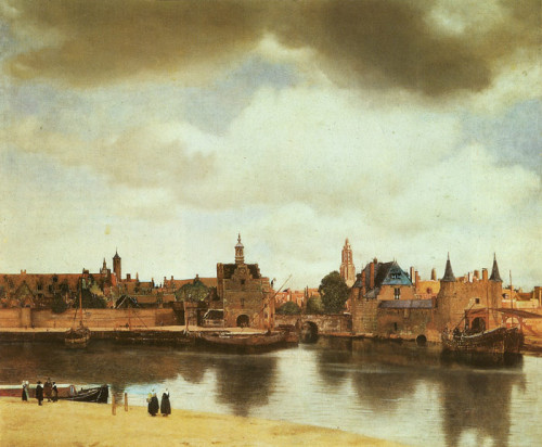 Johannes Vermeer Paintings And Reproductions Oil