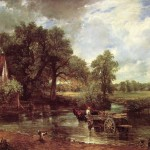 John Constable Paintings All Off