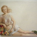 John Currin New Paintings Opening Ceremony