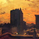 John French Sloan Five More Paintings Art Out The Wazoo