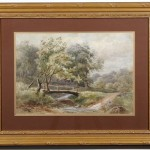 John Henry Hill Watercolor Painting Lot