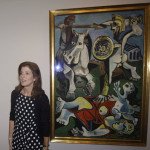 John Kennedy Library Foundation Unveils Pablo Picasso Painting