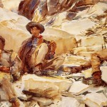 John Singer Sargent China Oil Painting Gallery