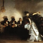 John Singer Sargent Paintings Jaleo Painting