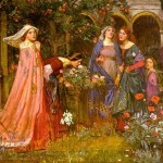 John William Waterhouse Paintings The
