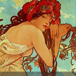 Join For Evening Creating Your Own Art Nouveau Painting