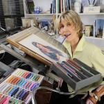 Joni Eareckson Tada One And Only Success Painting Watercolors
