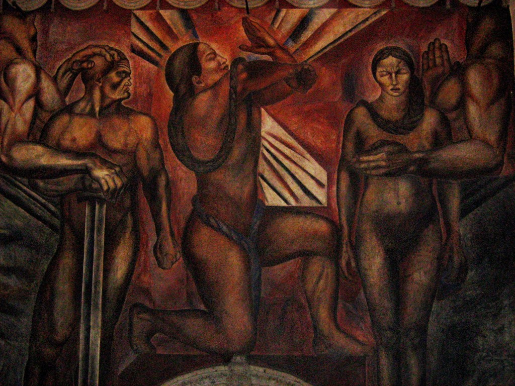 Jose Clemente Orozco Paintings Gallery