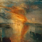 Joseph Mallord William Turner Paintings The Burning Houses