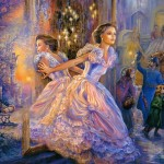 Josephine Wall Paintings The Unspoken Words