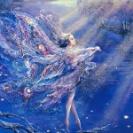 Josephine Wall Surrealism Painting Art Paintings