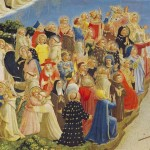 Judgement Detail Fra Angelico Art Print Hand Painted Oil