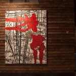Julian Schnabel Opening Gallery His House Animal