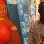 Kassi Latest Exhibition Pays Homage His Country Rubenesque