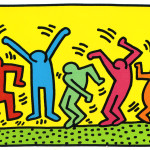 Keith Haring Takeover