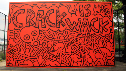 Keith Haring Tour New York City Flavorwire