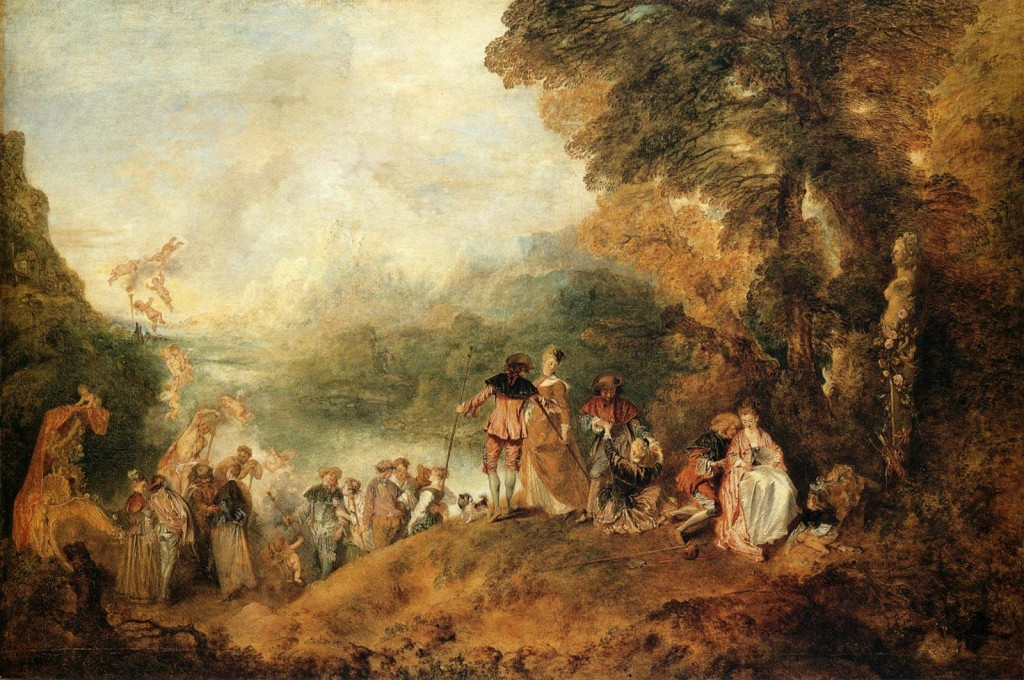 Kenney Mencher Discussion And Video French Baroque Rococo Art