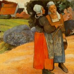 Kenney Mencher Video Paul Gauguin