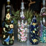 Knows That Friday Favorites Recycling Wine Bottles Fashionably