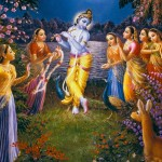 Krishna And Gopis Iskcon Desire Tree Devotee Network