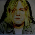 Kurt Cobain For Dearest Richard Ilaisa