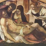 Lamentation Tintoretto Wikipaintings