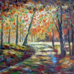 Landsacpe Art Retail Oil Painting Decoration Landscape