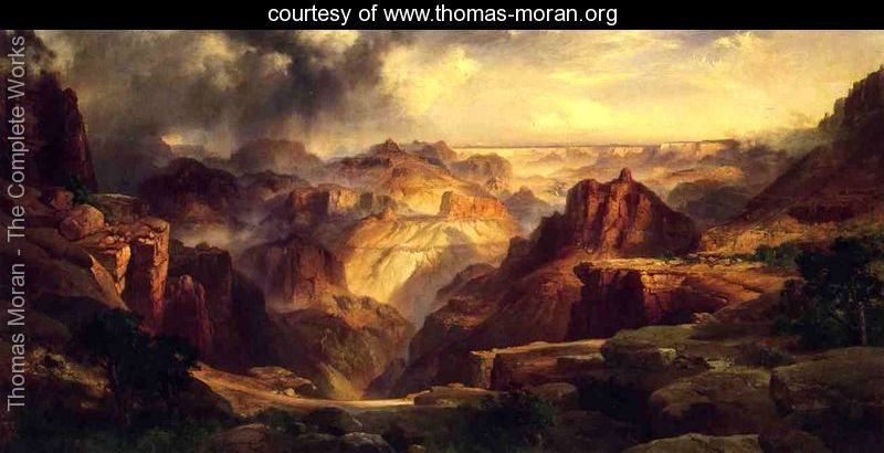 Landscape Artist And Perhaps The Most Famous Grand Canyon Painter