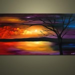 Landscape Painting And Modern Art