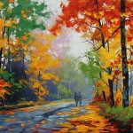 Landscape Paintings The Name Says All Are