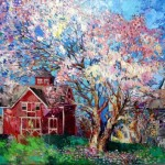 Landscape Spring Paintings Image Search Results