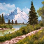 Landscapes Gallery Art For Sale Lakside Path