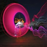 Lapp Pro Effect The Incredible Light Art Performance Graphy