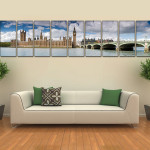 Large Canvas Prints Miracle Multi Panel