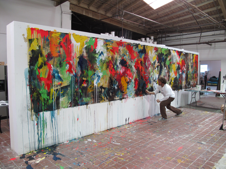 Large Wall Painting